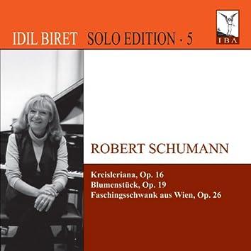 Idil Biret Solo Edition, Vol. 5