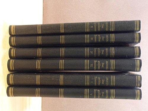 Der goldene Brunnen. Eine Sammlung alter orientalischer Novellen und Kurzgeschichten. Mit Lithographien versehen von Edgar Parin d`Aulaire. 6 Bde. (= komplett).