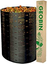 Compost Bin by GEOBIN - 246 Gallon, Expandable, Easy Assembly