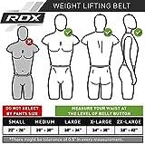 RDX Gewichthebergürtel - 7
