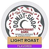 The Original Donut Shop Peppermint Bark Coffee, 12 K-Cup Pods