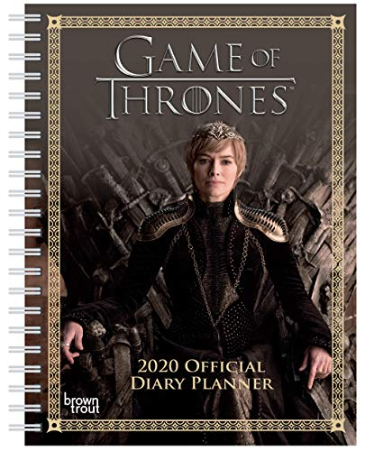 Game of Thrones 2020 A5 Diary Planner