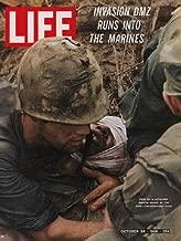 Life Magazine - October 28, 1966 -- Cover: Vietnam's DMZ
