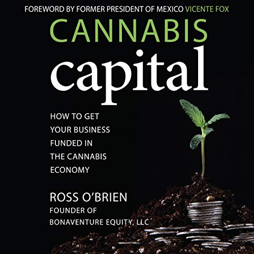 Page de couverture de Cannabis Capital