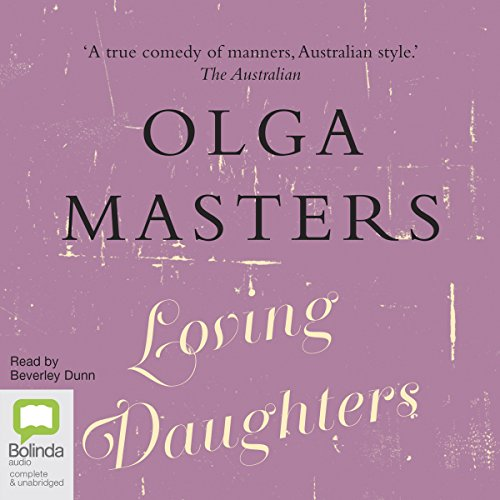 Loving Daughters audiobook cover art