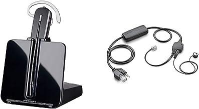 Plantronics-CS540 Convertible Wireless Headset Bundle with Plantronics APV-63 EHS Adapter (Avaya)