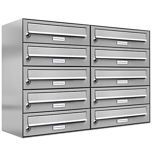 Kleine Postanlage die in Firmen bei der Kommunikation helfen kann