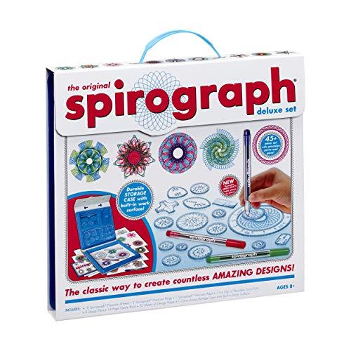 Original Spirograph Deluxe Set