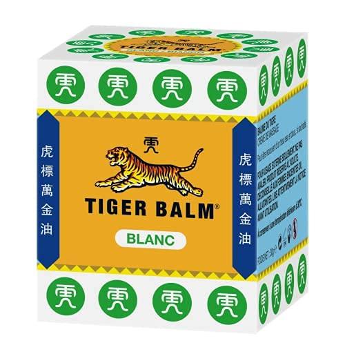 Bálsamo Tiger Balm White de 30g