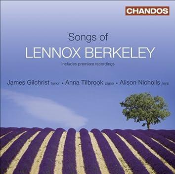 Berkeley, L.: Songs