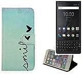 K-S-Trade® Schutzhülle Für BlackBerry KEY2 (Dual-SIM)