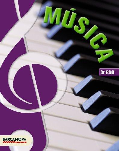 Música 3 ESO. Llibre de l ' alumne (Materials Educatius - Eso - Música) - 9788448927677