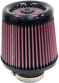 K&N Universal X-Stream Clamp-On Air Filter: High Performance, Premium, Replacement Filter: Flange Diameter: 2.75 In, Filter Height: 5.5 In, Flange Length: 2 In, Shape: Round Tapered, RX-4960