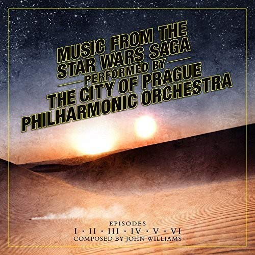 Music from the Star Wars Saga-Episodes 1-6