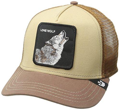 Goorin Bros Lone Wolf, Marron, Talla única