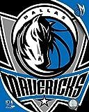 The Poster Corp Dallas Mavericks Team Logo Photo Print