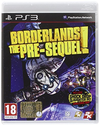 BORDERLANDS PRE-SEQUEL PS3 by Take 2