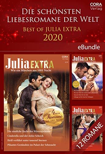 Die schönsten Liebesromane der Welt - Best of Julia Extra 2020 (eBundle)