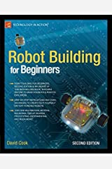 ROBOT BUILDING FOR BEGINNERS Broché