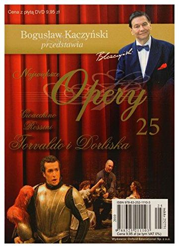 Rossini: Opery 25 - Torvaldo i Dorliska [DVD] [PL Import]