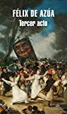 Tercer acto par Azúa