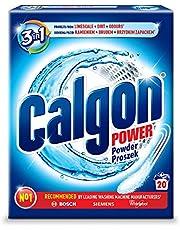 Calgon 3w1 Proszek do ochrony pralki zmiększaczjący wodę 0,5 kg (20 prań)