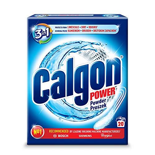 Calgon Calgon Anticalcare 3 In 1 Polvere 500 Gr 10 Misurini 1 Unidad 2000 g