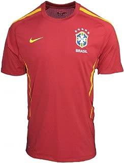 Brazil Short Sleeve Training Top M
