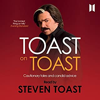 Toast on Toast audiobook cover art