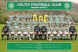 1art1 Fútbol - Celtic Glasgow, Team Photo 10/11 Póster (91 x 61cm)
