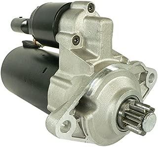 DB Electrical SBO0186 New Starter For 3.2L 3.2 Audi A3 06 07 08 09 2006 2007 2008 2009, TT Coupe / Quattaro 04 05 06 08 09 2004 2005 2006 2008 2009, 1.9L 1.9 Volkswagen Beetle 04 05 06, Golf, Jetta