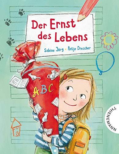 Der Ernst des Lebens: Der Ernst des Lebens: Bilderbuch für die Schultüte