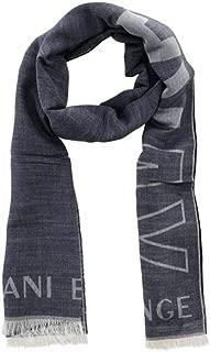 A|X Armani Exchange Men's Ax Print Scarf