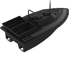 Togames-ES Cebo de Pesca Barco 500 m Control Remoto Barco de Barco Lancha rápida Buscador de Peces