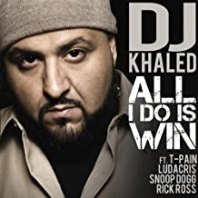 All I Do Is Win (feat. T-Pain, Ludacris, Snoop Dogg & Rick Ross)