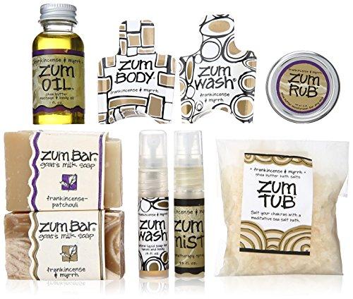 Indigo Wild Zum Bag, Frankincense and Myrrh