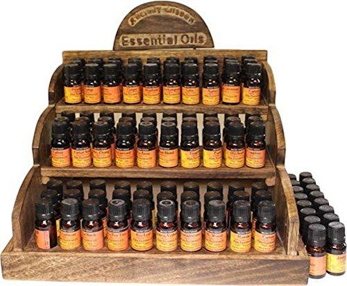 Woodland huiles essentielles 100% pur – économie Lot de Favoris – Bois de Cèdre, Patchouli, arbre à thé, bois de santal Amayris, pin – pour aromathérapie, la fabrication de bougies, Graveurs de l'huile de massage et de bain/