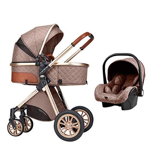 Sistema De Viajes Para Bebés 3 En 1, Sistema De Viaje Para Bebés, Sistemas De Viaje De Shotchair, 3 En 1 Cochecito, Cordillero Separado, Cochecitos De Cochecitos Para 0-36 Meses De Carrito De Bebé