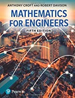 Mathematics for Engineers, 5th Edition Front Cover