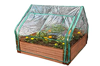 Frame It All 300001016 Greenhouse, 4-Feet by 36-Inch