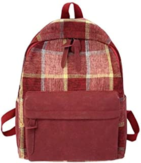 Best suede patchwork mini backpack Reviews
