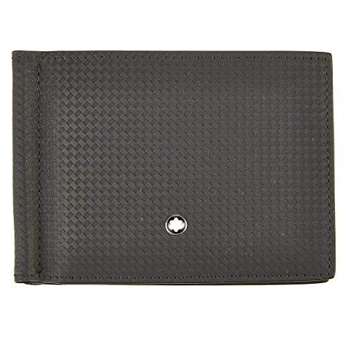 Montblanc Extreme 2.0 portemonnee, 12 cm, zwart
