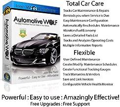 Automotive Wolf Pro Car Maintenance & Management Software
