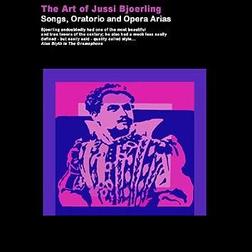 The Art Of Jussi Bjoerling