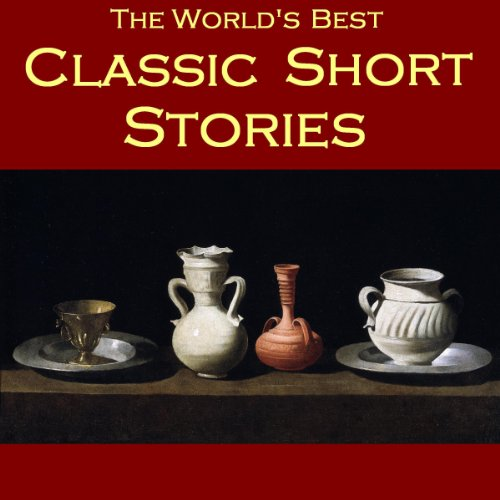 The World's Best Classic Short Stories                   By:                                                                                                                                 O. Henry,                                                                                        Edgar Allan Poe,                                                                                        Oscar Wilde,                   and others                          Narrated by:                                                                                                                                 Cathy Dobson                      Length: 20 hrs and 8 mins     1 rating     Overall 2.0