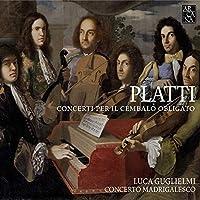 Platti: Concerti Per Il Cembal