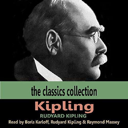 Kipling audiobook cover art