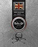 Retro Kid - Composition Notebook, College Ruled: 200 pages (9-3/4' x 7-1/2): Edition - Vintage Retro Union Jack Skull - British UK Flag