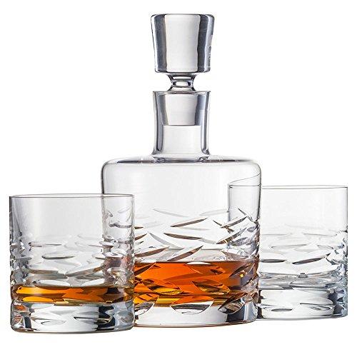 Whisky set 1 karaf 0.75L + 2 glazen Schott Zwiesel 120147 Bar Surfing