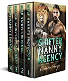Shifter Nanny Agency : (A Shifter Romance Box Set)